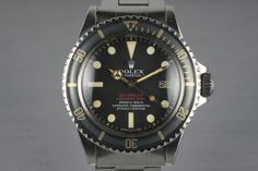 rolex 1665 double red mark 3 - Google Search