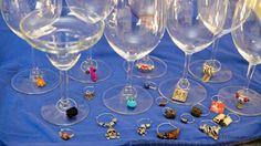 DIY Wine Glass Charms