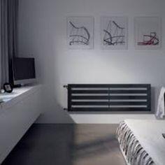 Zehnder Metropolitan MEH horizontale designradiator wit 447 Watt - 595 x 900 x 69 Horizontal Designer Radiators, Vertical Radiators, Contemporary Radiators, Column Radiators, Home Spa, Towel Rail, Wow Products, Innovation Design, Minimalism