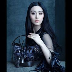 Louis Vuitton 2014S&S Campaign - 模特:范冰冰
