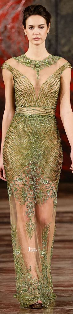 TOUFIC HATAB COUTURE 2015