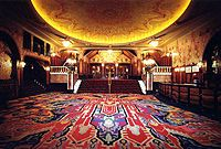 Theater Tuschinski, Amsterdam.  I wanted to camp out there. Gorgeous.