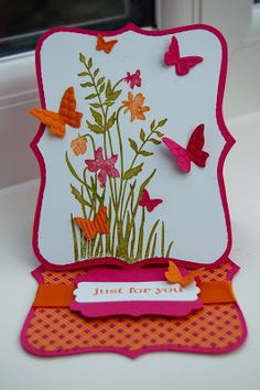 UK Independent Stampin' Up! Demonstrator - Julie Kettlewell: Happy Big Shot Class!