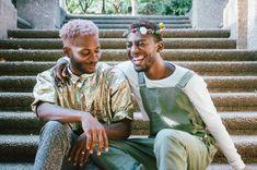 It's all love.   @pettyblackboy & @monster-twonesterr   by @greeneuphorias