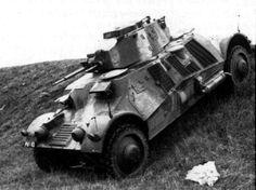 "Landsverk ""lynx"" PV-10 (Denmark, Army), 1940"