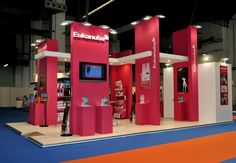 Eukanuba Booth at AVEPA 2009. Madrid, Spain #avepa