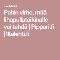 Pahin virhe, mitä lihapullataikinalle voi tehdä | Pippuri.fi | Iltalehti.fi