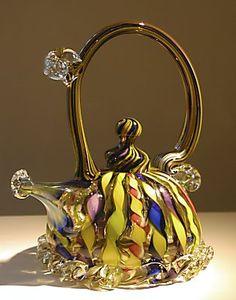 Circus Teapot, Carlyn Galerie
