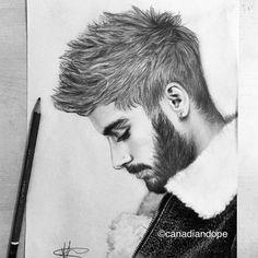 42 Ideas For Drawing People Men Illustrations Pencil Art Drawings, Cartoon Drawings, Art Sketches, Cool Drawings, Drawing Drawing, Beautiful Drawings, Pencil Portrait, Portrait Art, Zayn Malik Drawing