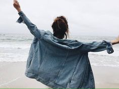 Image shared by Katerina. Find images and videos about girl, sea and denimlovee on We Heart It - the app to get lost in what you love.