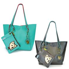 HooHoo Owl in the bold and modern 3-in-1 EZ Tote from Chala.