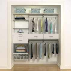 Sorting a closet is easy as 1,2,3! Use these tips to get started.