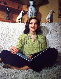 Lauren Bacall (1924-August 12, 2014)