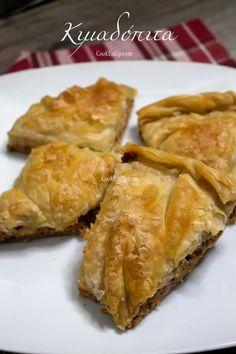 Spanakopita, Pie, Cookies, Meat, Chicken, Ethnic Recipes, Food, Torte, Crack Crackers