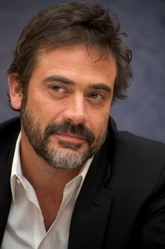 Okay so he looks like Jeffrey Dean Morgan, but really he's Gabriel Raintree the PITA hero who darkens Jenny's door one cold January afternoon.