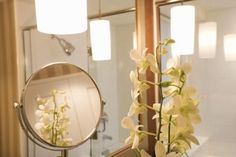 How to Get Light Into a Windowless Bathroom - excellent tips