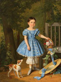 Ivan Khrutsky (1810 – 1885) – Pintor Polonês_1