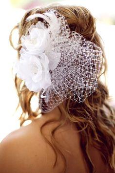 headpiece is so pretty