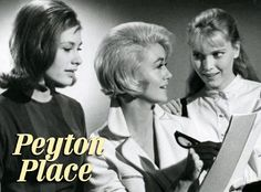 Return To Peyton Place Actor | dougsploitation: Return to PEYTON PLACE, Part 2
