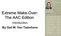 Extreme AAC Makeover: Classroom Edition
