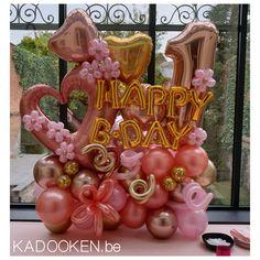 School Dance Decorations, Birthday Balloon Decorations, Girls Party Decorations, Birthday Balloons, Birthday Cakes, Balloon Stands, Balloon Display, Balloon Garland, Sorority Canvas