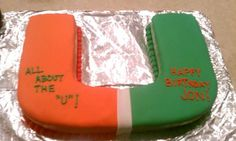 Canes cake