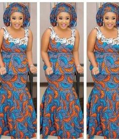 Ankara Latest Styles : Suitable For Every Lady's Best Look