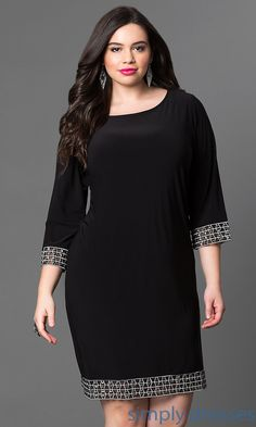 Plus Size Formal Prom Dresses, Evening Gowns We share the most beautiful and new dress patterns for Prom Dresses 2017, Junior Dresses, Dresses Uk, Party Dresses, Plus Size Black Dresses, Plus Size Outfits, Casual Dresses, Fashion Dresses, Beach Dresses