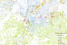 How Segregated Is Atlanta? This Race Map Reveals The Truth. - Curbed Atlantaclockmenumore-arrownoyes :