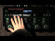 Loop Station Introduction by Dub Fx Music Station, Drum Machine, Electronic Music, Singer, Guitar Pedals, Youtube, Tabletop, Guitars, Boss