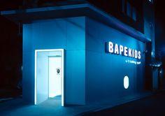 Wonderwall's Bape Kids opens in Tokyo