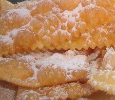 ⇒ Bimby, le nostre Ricette - Bimby, Chiacchiere, Frappe, Bugie, Cenci, Crostoli o...!?