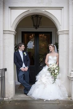 Wedding at Goldsborough Hall. Image by Alex Yoxhall