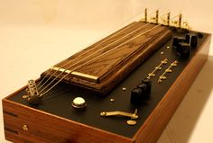 Folktek Mobius Harmonizer by Arius Blaze = experimental synth art = acoustic synthesizer