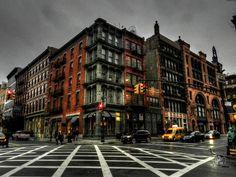 Soho New York City | New York City - Soho 006 Photograph