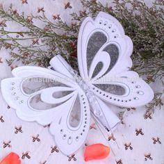 2015 tarjeta de invitación de la boda real de la forma de la mariposa con la caja-en Artesanía Papel de Regalos y Artesanía en m.spanish.alibaba.com.
