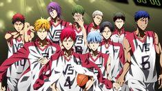 Aomine Kuroko, Kise Ryouta, Kuroko No Basket, Anime Films, Anime Characters, Vorpal Swords, Desenhos Love, Susanoo Naruto, Human Anatomy Art