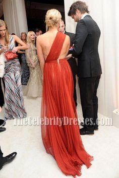 Ashley Tisdale - Maria Lucia Hohan Dress - Oscars 2012