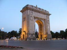 The Arch of Triumph, Bucharest