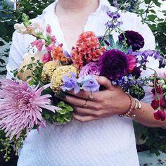 bricolage floral x kendra scott | austin, texas