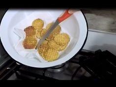 Sajtos tallér - YouTube Waffles, Cheese, Breakfast, Youtube, Food, Food Food, Waffle, Hoods, Meals