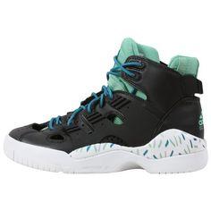 online retailer 48a1c 8ebad Adidas Kids EQT B-Ball Basketball Shoe Black, White, Mint (3.5) adidas.  24.99. Save 72%!