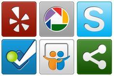 Social 2 Icons - Artwork by position:relative (Debbie Campbell) Debbie Campbell, Social Network Icons, Tech Logos, Positivity, Artwork, Work Of Art, Auguste Rodin Artwork, Artworks, Illustrators