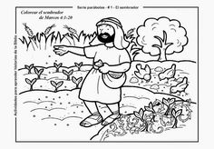 EL SEMBRADOR        Jesús contó historias sencillas de la vida cotidiana para transmitir una enseñanza espiritual de modo que esta fuera fá...
