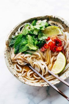 Easy Turkey Pho