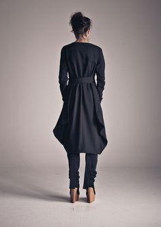 kowtow clothing - 100% certified fairtrade organic cotton clothing - Adventure coat