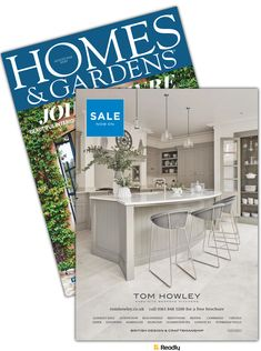 Suggestion about Homes and Gardens - UK Aug 2018 page 20 Spa London, Tom Howley, Altrincham, Free Brochure, Tunbridge Wells, Bespoke Kitchens, Bristol, Home And Garden, Gardens