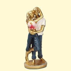 """SHOP-PARADISE.COM:  Figure """"Verliebtes Paar"""" 17 cm 4,99 €"""