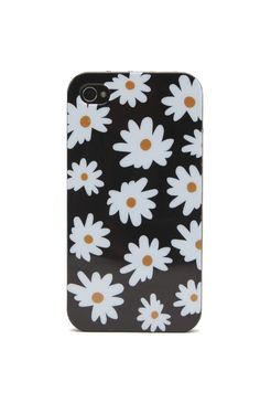 With Love From CA Dasies iPhone 4/4S Case #pacsun