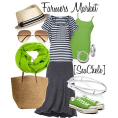 """Farmers Market"" by michele-cortes on Polyvore"
